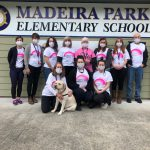 Madeira Park Elementary lifts each other up!