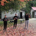 Halfmoon Bay Elementary Music in the Fall