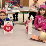 Halfmoon Bay Elementary students enjoy a day filled with hearts!