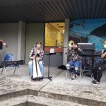 Pended Harbour Elementary/Secondary Grade 7 Outdoor Band