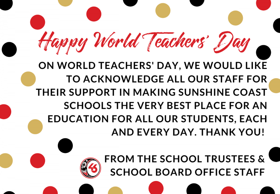 World Teachers' Day -All